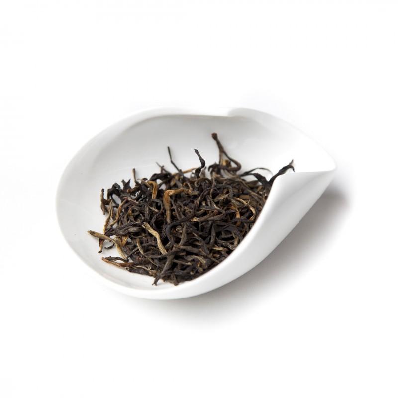 Čierny čaj Dian Hong Gong Fu