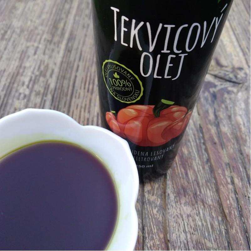 Tekvicový olej Natural 250 ml