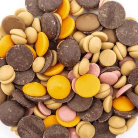 Veľkonočné čokoládky MIX
