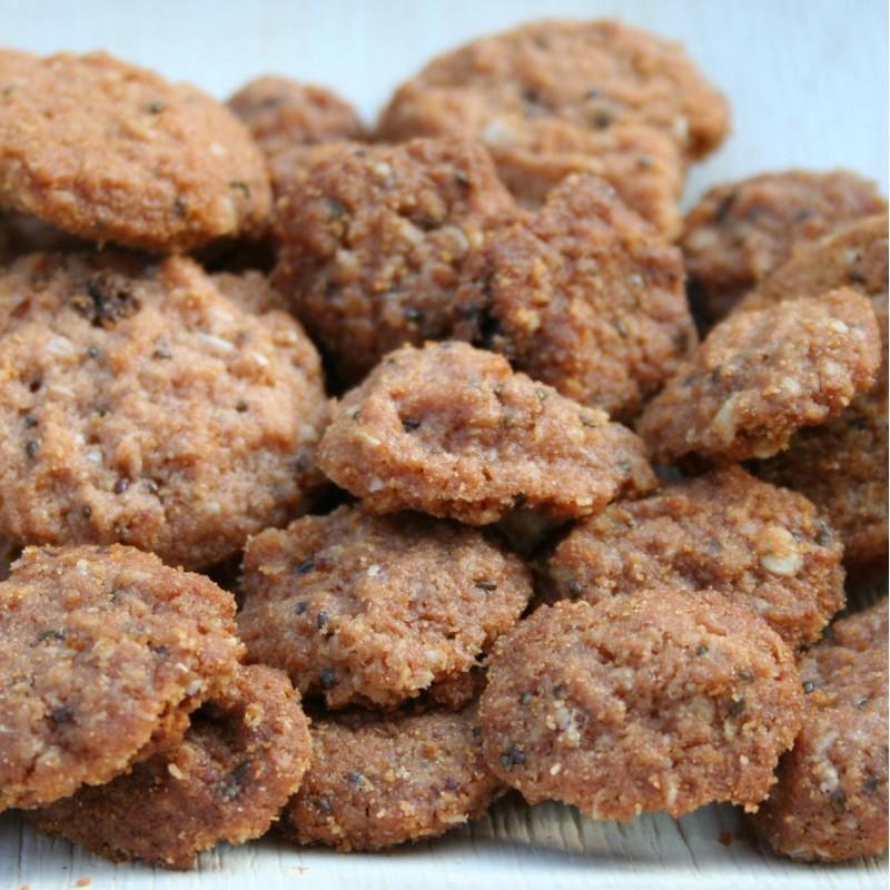 Cookies hrozienkové