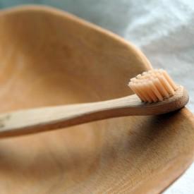 Zubná kefka pre deti BAMBUS