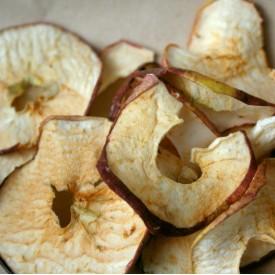 Jablká natural