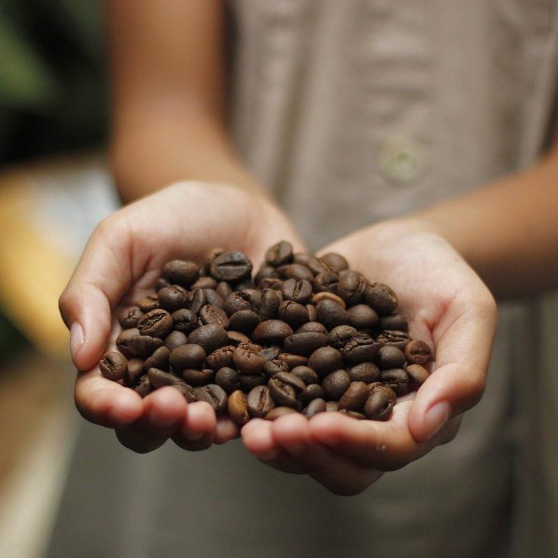 Káva Shanti blend BIO