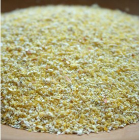 Kukuričná krupica BIO