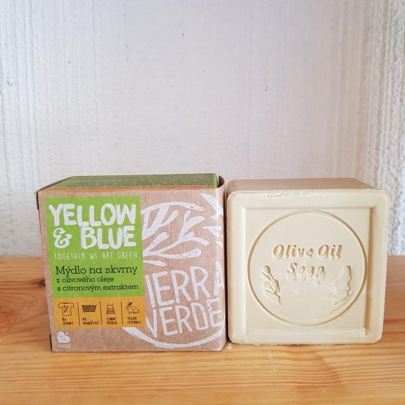 Olivové mydlo s citrónvým extraktom