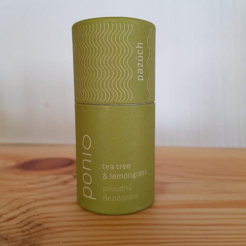 Pazúch Tea tree & lemongras