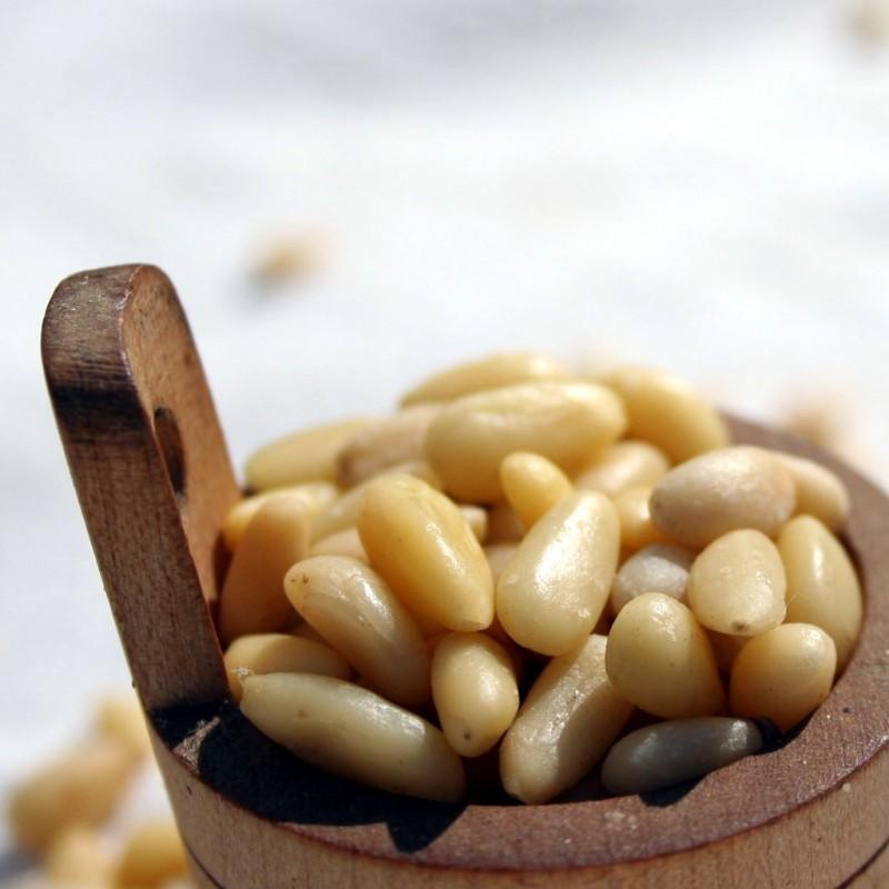 Píniové orechy