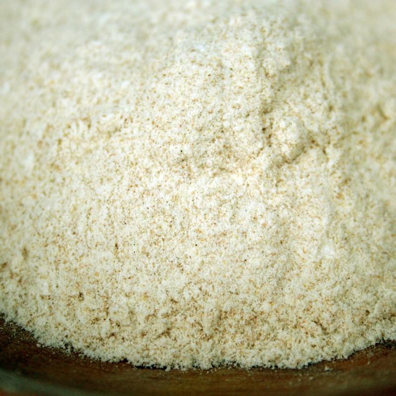 Pšeničná múka celozrnná (jemná) BIO