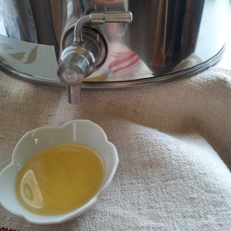 Slnečnicový olej BIO