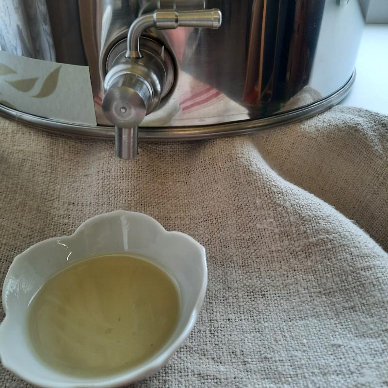 Slnečnicový olej Klátovský bez vôňe čapovaný