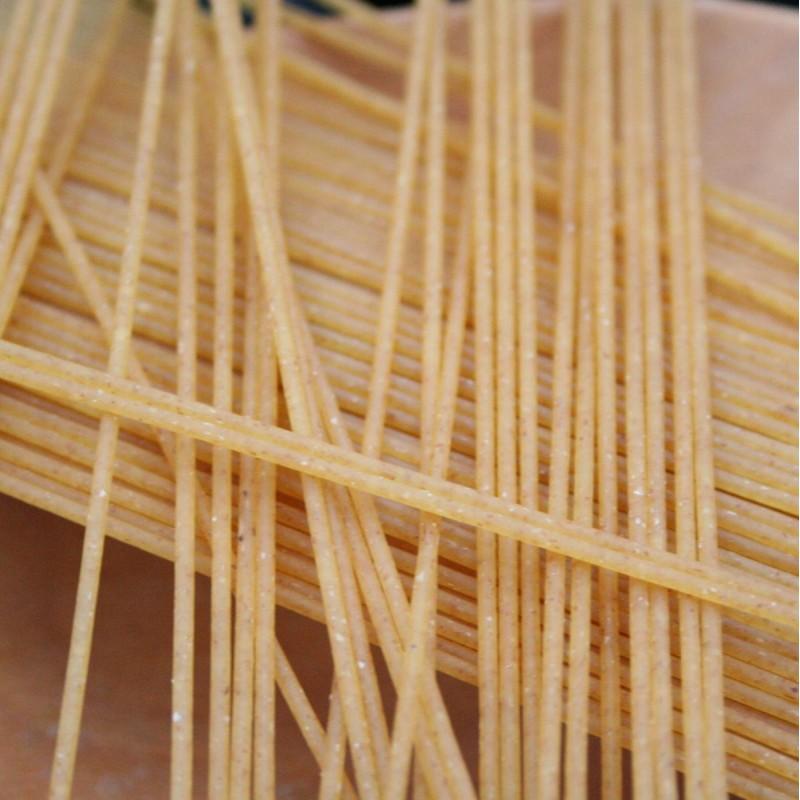 Pšeničné špagety celozrnné BIO