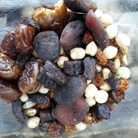 Zmes orechov a ovocia SuperMix