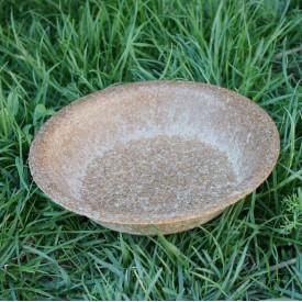 Miska z pšeničných otrúb - jedlý riad