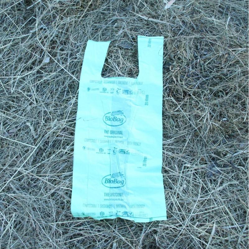 Kompostovateľná taška 20 l BioBag