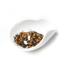 Zelený čaj Shizuoka Genmaicha